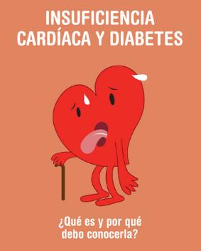 Insuficiencia cardíaca y diabetes